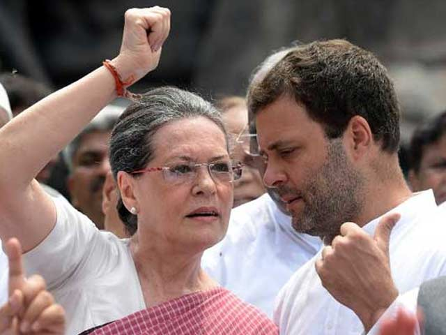 Video : After PM Modi Visit To Meghalaya, Congress SOS To Sonia Gandhi
