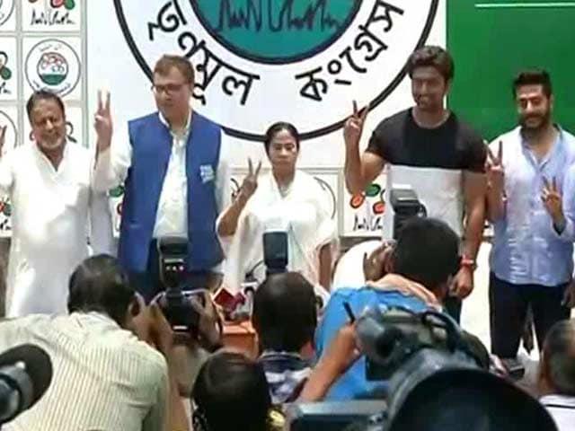 Videos : दस बातें : प. बंगाल में सात मंत्री चुनाव हारे...