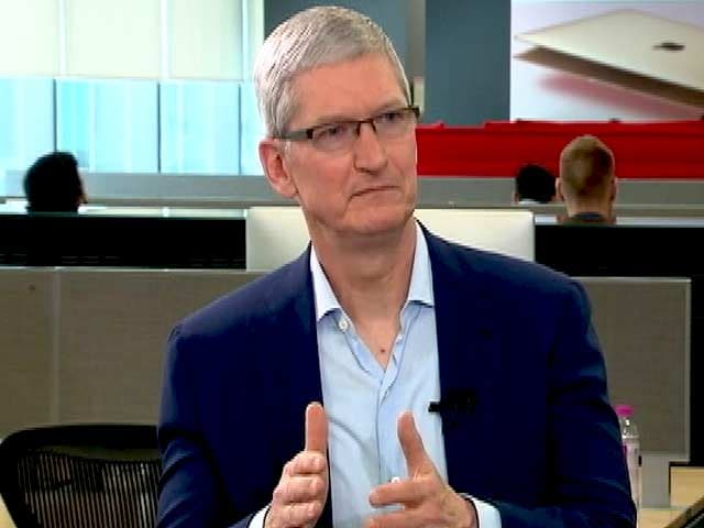 Video : How Apple's Rethinking Its India Strategy: Tim Cook to NDTV