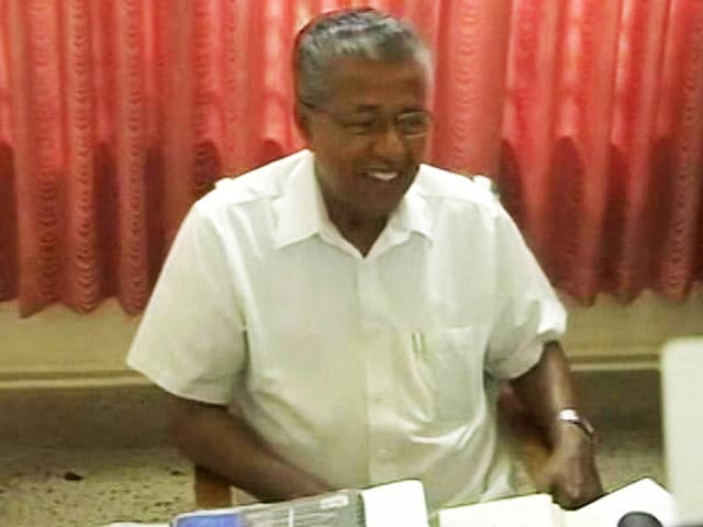 Video : Achuthanandan Is CPM's 'Fidel Castro', Pinarayi Is Kerala Chief Minister