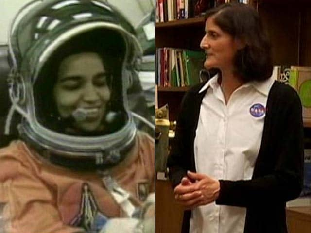 Video : Before ISRO's Flight, India's Wings To Space Shuttle Dream Were 2 Women