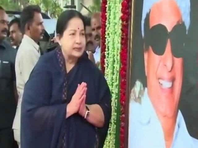 Video : With Wounds From Floods Still Raw, Chennai Rejects Jayalalithaa