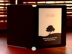 Amazon Kindle Oasis Video Review