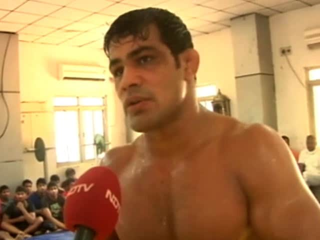 Video : WFI Back-Tracking on Promise to Hold Olympics Trial: Sushil Kumar