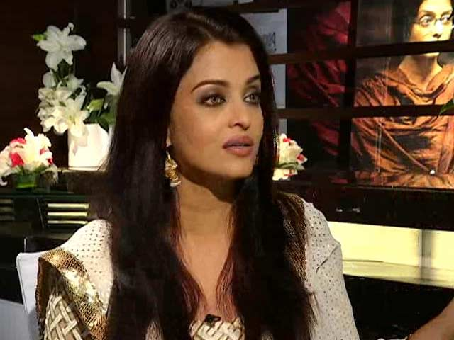 Aishwarya's 'Divine Connect' with Sarbjit