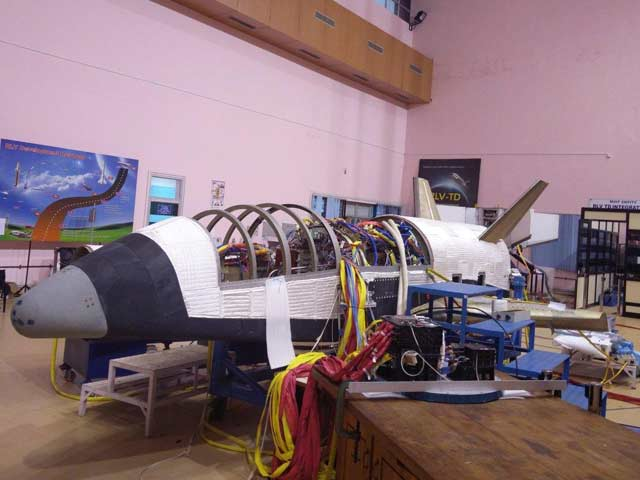 Video : Exclusive: Making Of India's Space Shuttle - The Inside Story