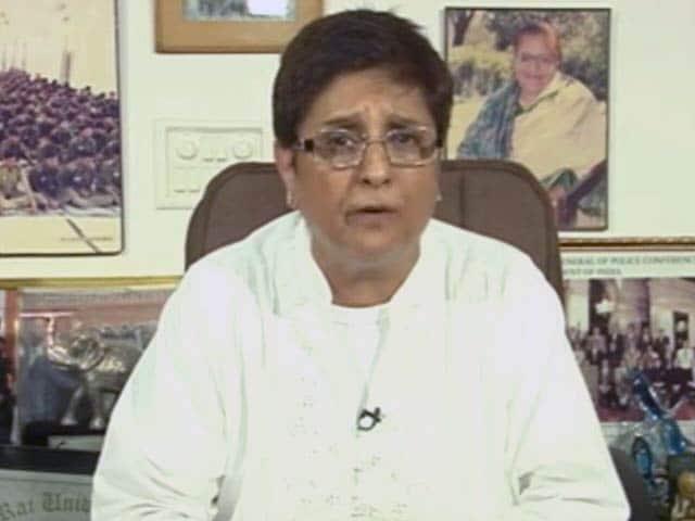Video : पूर्व आईपीएस अफसर किरण बेदी को पुदुच्चेरी का उपराज्यपाल नियुक्त किया गया