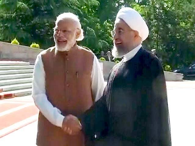 Video : इंडिया 7 बजे : भारत और ईरान के बीच हुए 12 करार