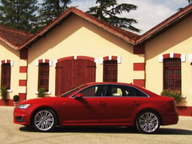 Video : Audi A4 Review