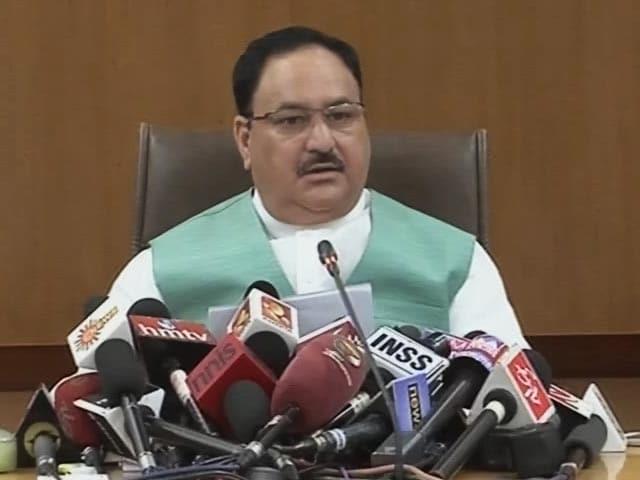 Video : बिहार समेत सात राज्यों ने NEET के तहत आने का फैसला किया : जेपी नड्डा