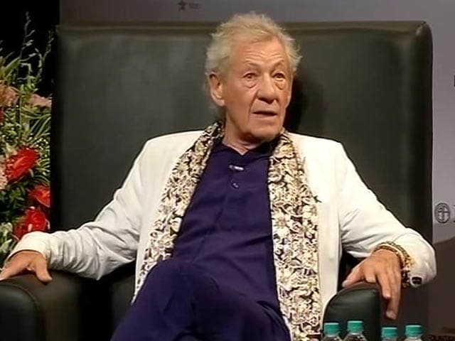 Sir Ian McKellen on How He Got into Acting