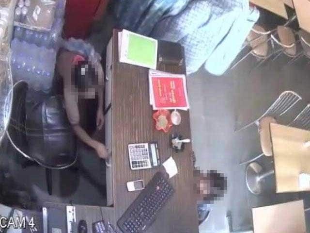 Video : CCTV Footage Records A Theft In Navi Mumbai. Here's Why It Is A Shock