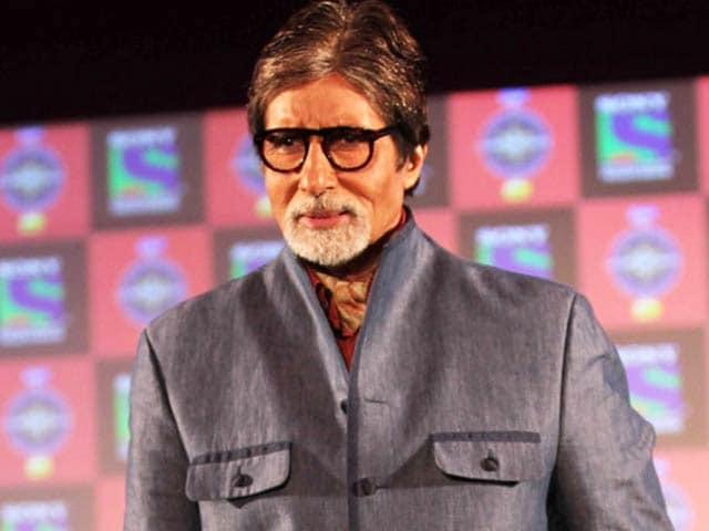 Video : 'Why Amitabh Bachchan?' Congress Attacks Government Over Delhi Mega Show