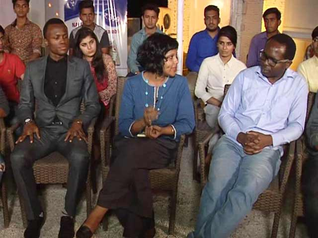 Video : Attacks On Africans: Students Speak Out