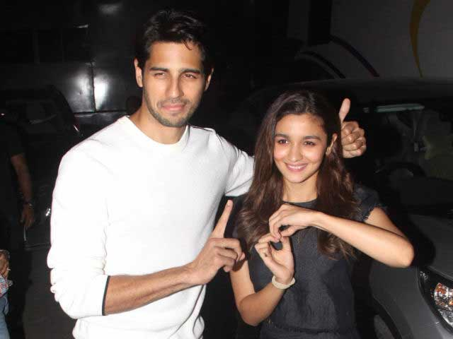 Video : Alia, Sidharth Signed For Aashiqui 3