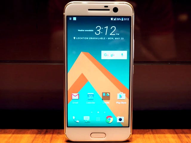 HTC 10 First Look