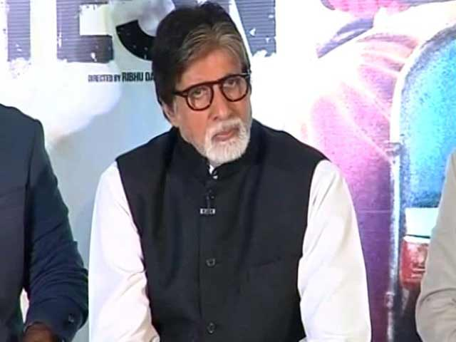 Amitabh Bachchan Speaks Out On Row Over Government Anniversary Show