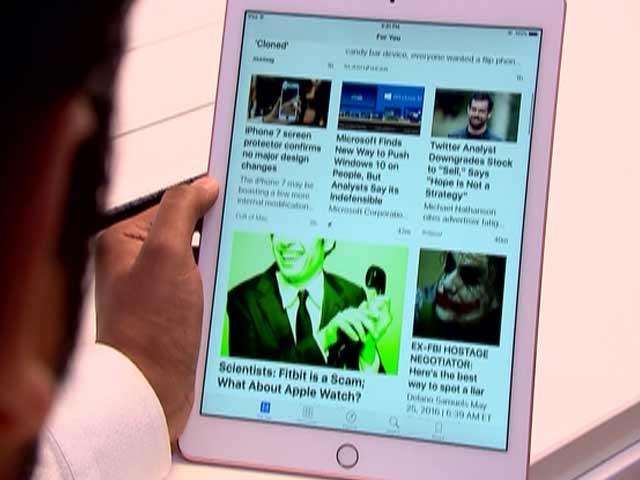 Video : App Attack: Apple News