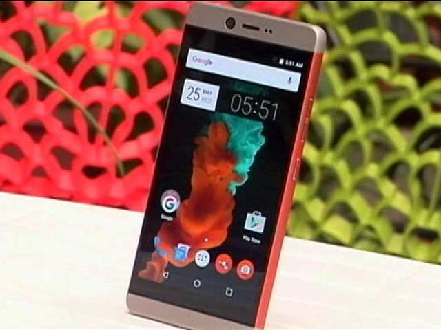 Smartron t.phone Video Review