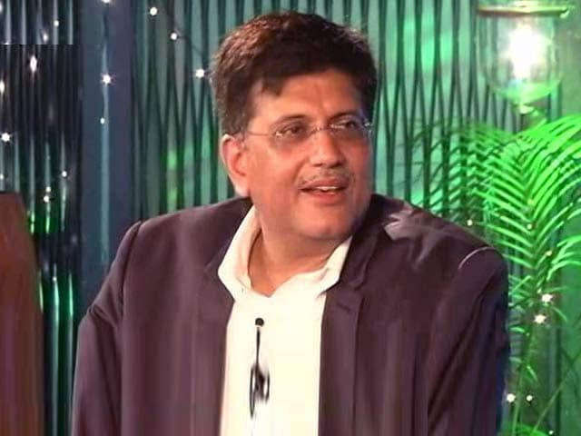Video : In Conversation With Piyush Goyal