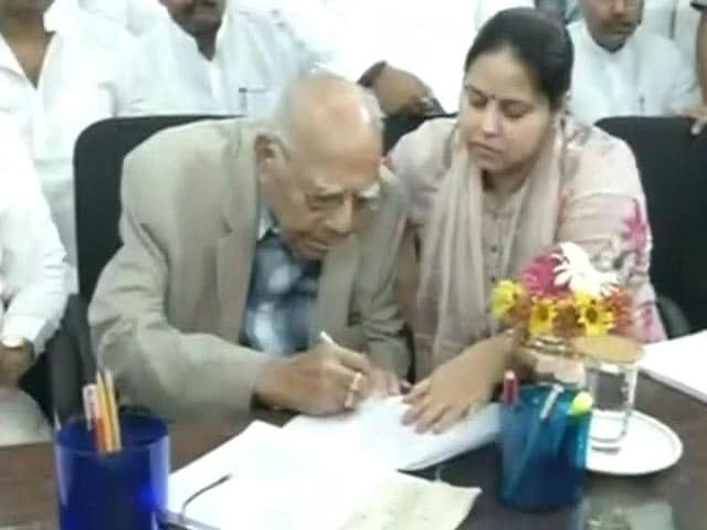 Video : In Lalu Yadav's Family Planning, Daughter Misa Heads to Delhi