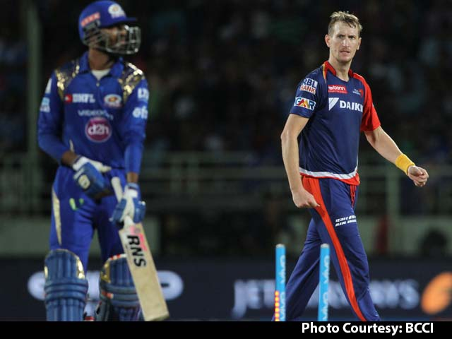 Video : Delhi Daredevils' Chris Morris in Aakash Chopra's Dream IPL XI