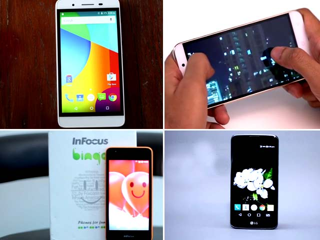Video : 10 Best Smartphones Under Rs. 10,000: Our Top Picks