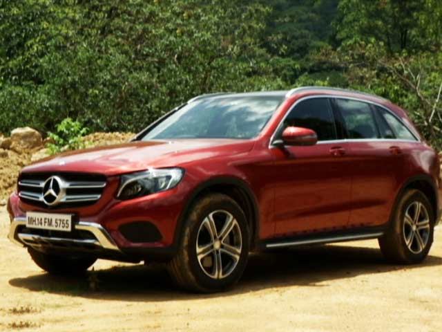 Mercedes benz glc suv review for Mercedes benz suv india