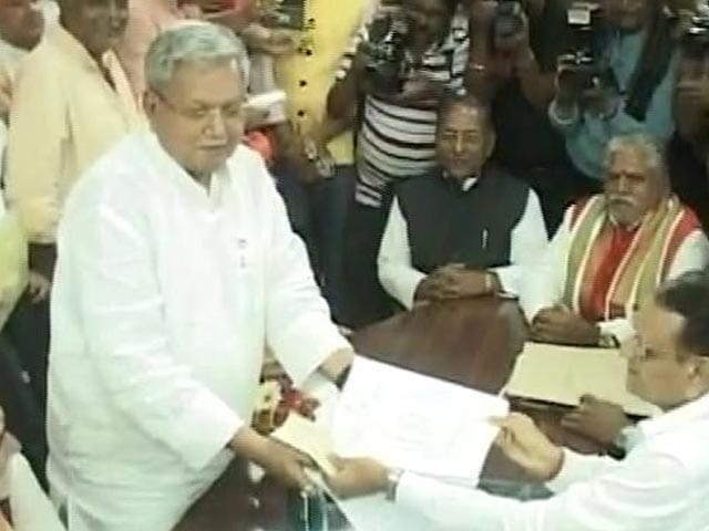 Video : Bihar BJP's Rajya Sabha Candidate Has 28 Police Cases Against Him