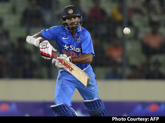 Video : Don't Take Long Breaks From Cricket: Gavaskar Tells Shikhar Dhawan