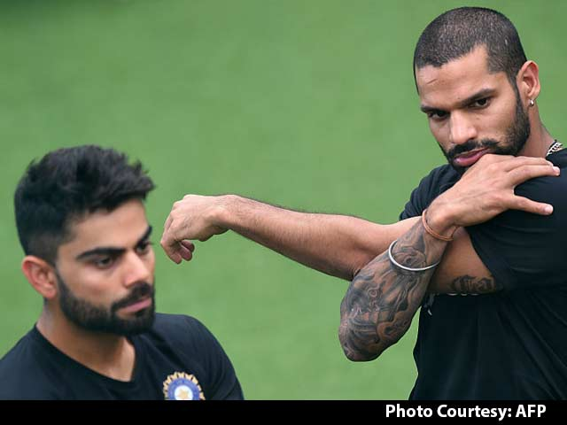 Video : Seek Virat Kohli's Consistency in Cricket: Shikhar Dhawan