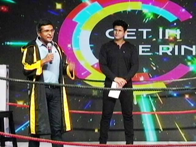 Video : Get in the Ring Comes to India