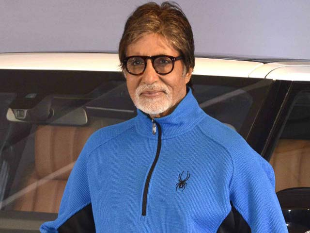Confirmed. Amitabh Bachchan to Play Villain in Aankhen 2