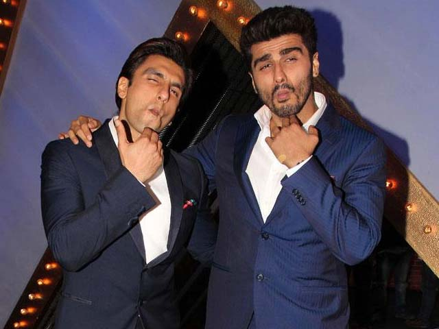 Gundays Ranveer and Arjun Are Back