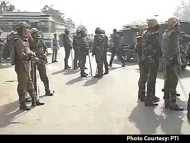 Video : Jat Agitation Moves To Suburbs, But Haryana On Guard