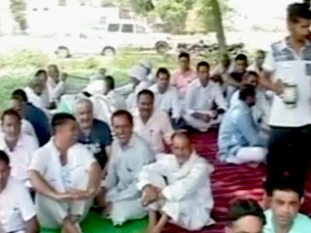 Video : हरियाणा में फिर शुरू हुआ जाट आंदोलन, 15 जिलों में प्रदर्शन