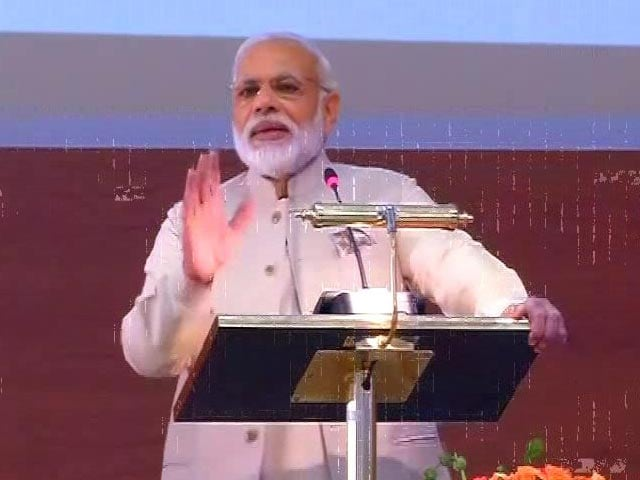 Video : Call It My Luck, India Growing Fastest In World Despite Challenges: PM Modi