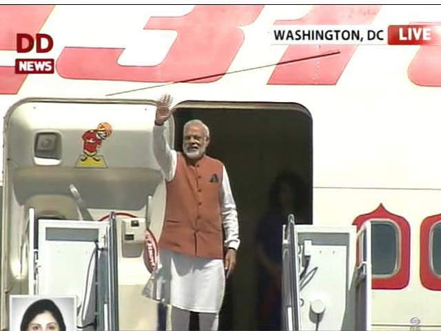 Video : PM Modi On 3-Day US Visit, Will Meet Obama, Address Congress