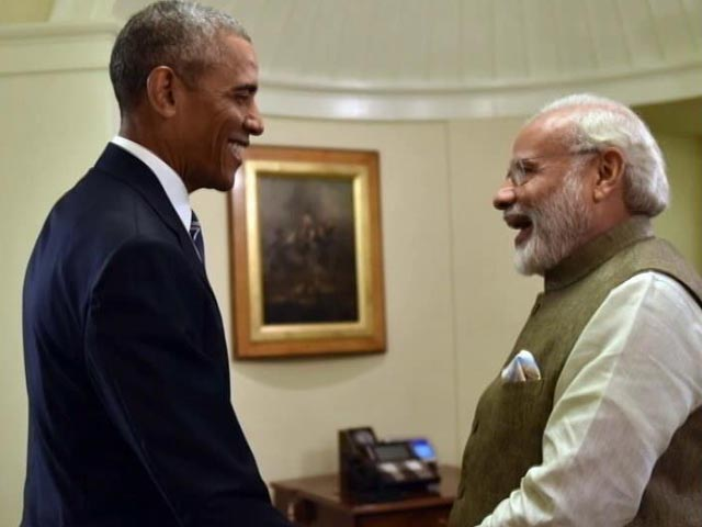 Video : Grateful To US For Backing Nuclear Suppliers Group Bid, Says PM Modi