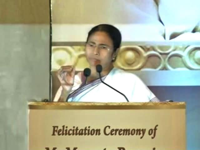 Video : Industry Leaders Comb Tagore, Shakespeare To Felicitate Mamata Banerjee