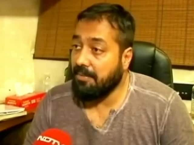 Video : 'उड़ता पंजाब' विवाद : सेंसर बोर्ड अध्यक्ष को अनुराग कश्यप ने खूब सुनाई खरी-खरी