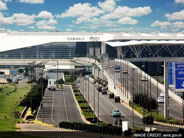 Video : Arun Jaitley Credits 'India Infrastructure Story' For Delhi Airport's Top Ranking