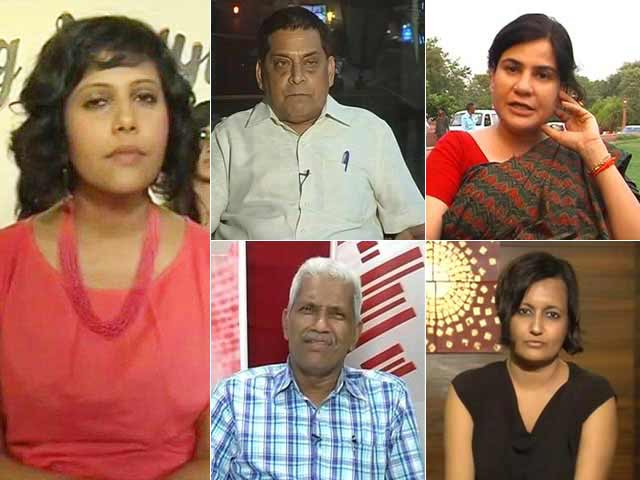 Video : 'Lust To Kill': Ministers Lock Horns