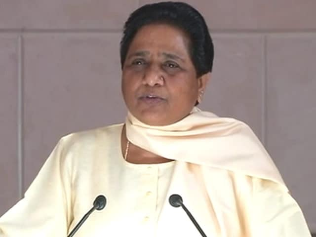 Video : For Congress And Kapil Sibal, Mayawati Bail-Out Appears Likely