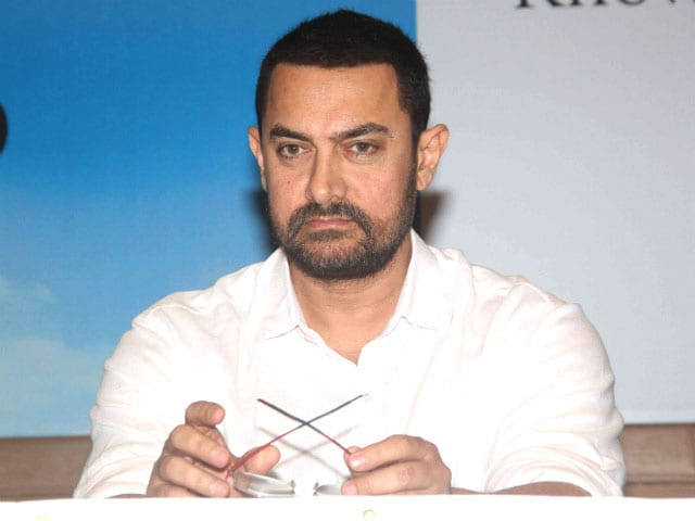 Aamir Khan High on Biopics