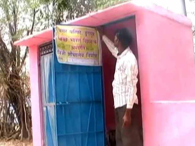 Video : Tribal Man Sells Goat, Jewellery To Build Toilet In Rajasthan