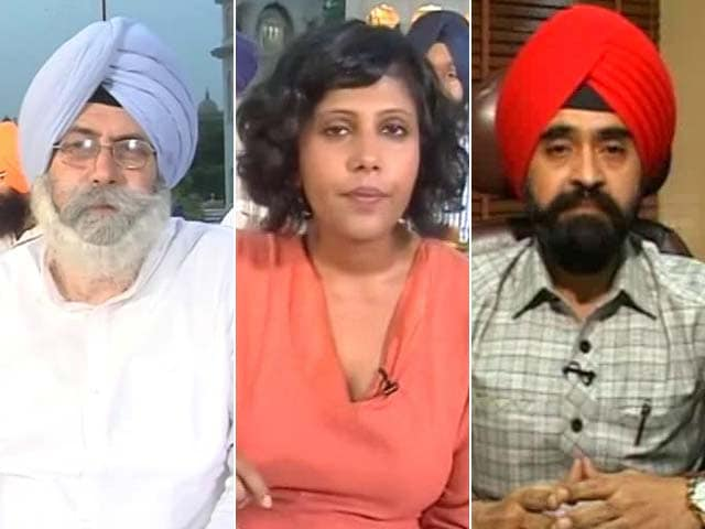 Video : 1984 Anti-Sikh Riots Return To Haunt Congress