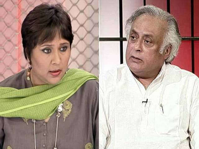 Video : 'AAP's Attack On Kamal Nath Gutter-Level Politics': Jairam Ramesh