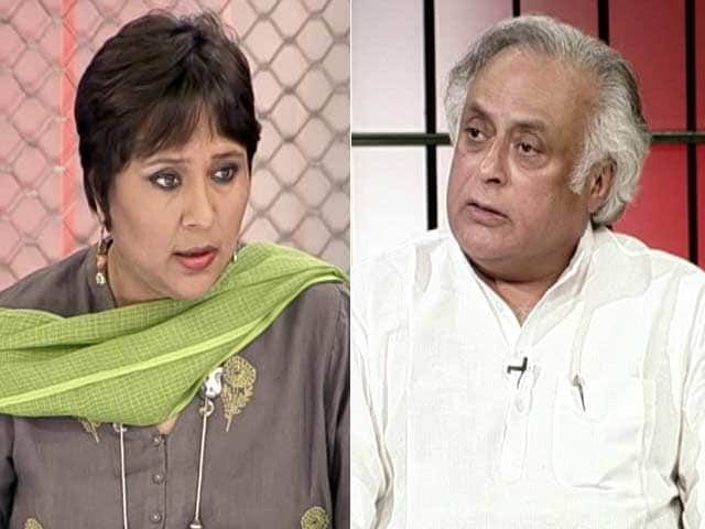 Video : Robert Vadra Not A Liability For Congress, Says Jairam Ramesh