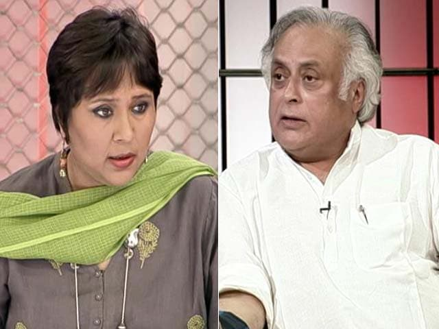 Video : Congress In Deep Crisis, Faced With Very Aggressive PM: Jairam Ramesh